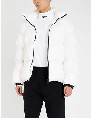 Puma X ADER ERROR x Ader logo-print cotton-jersey T-shirt