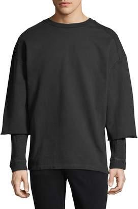 IRO Men's Sami Cotton Sweatshirt