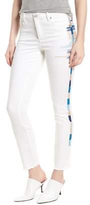 Blank NYC BLANKNYC Denim Bond Embroidered Skinny Jeans (Best Coast)