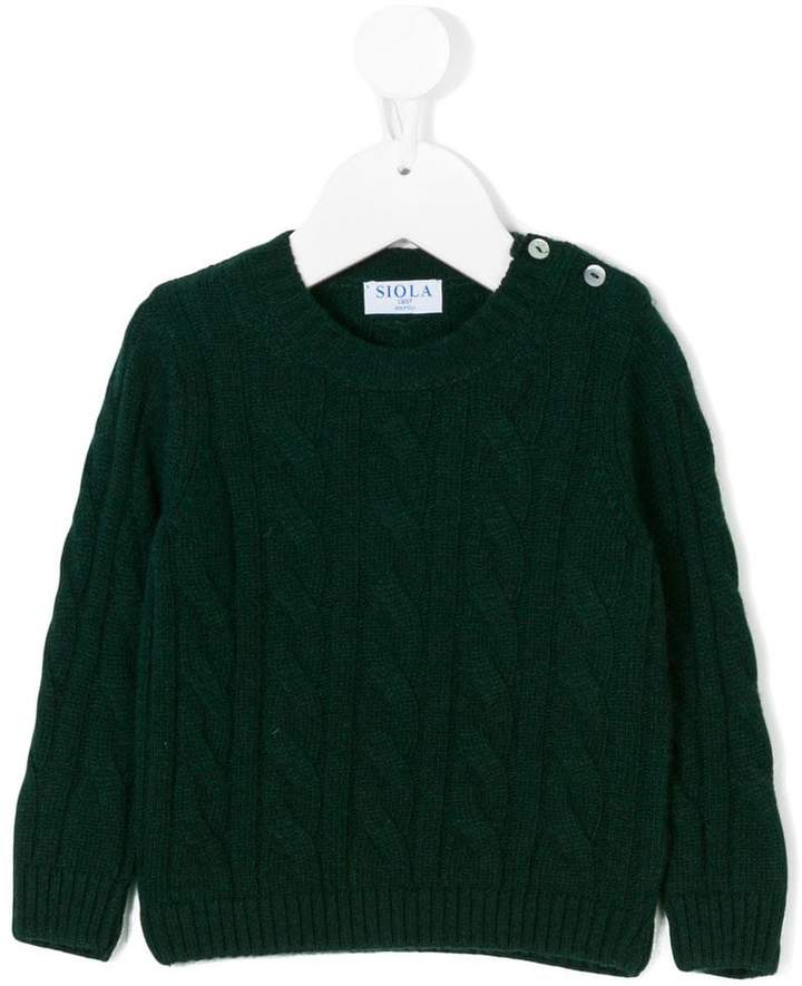Siola knitted sweater