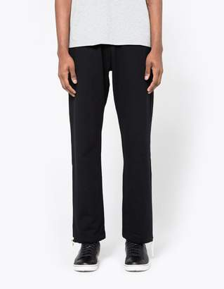 Reigning Champ Core Sweatpant in Black