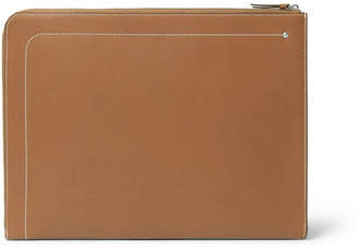 Connolly Hex Leather Portfolio