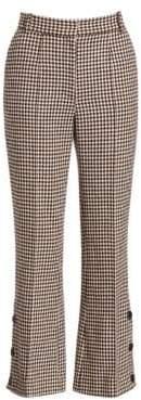 Rokh Side Split Kick-Flare Pants