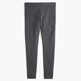 J.Crew Signature leggings in heather grey