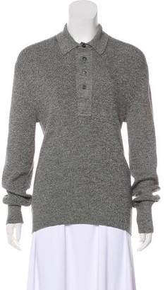 Tom Ford Lightweight Collared Sweater
