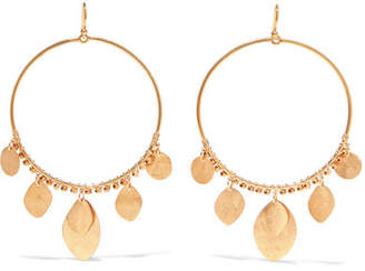 Chan Luu Gold-tone Earrings