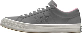 Nike Converse Custom One Star Suede Low Top Shoe