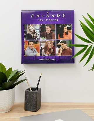 Books FRIENDS 2019 Calendar