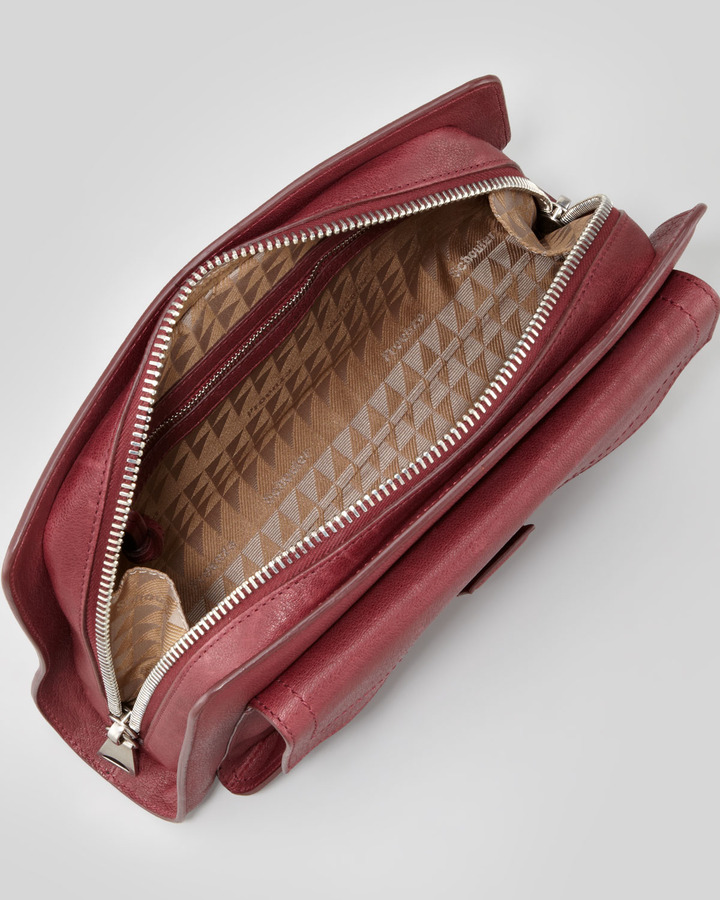 Proenza Schouler PS13 Clutch Bag, Black