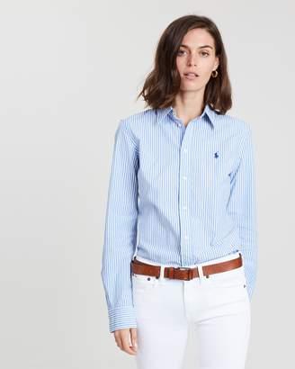 Polo Ralph Lauren Andrew Kendal Slim Fit LS Shirt