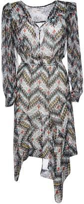 Etoile Isabel Marant Enna Printed Dress