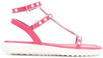 Valentino Free Rockstud strappy sandals