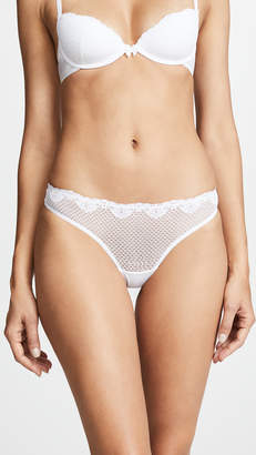 dc9c8a336e at shopbop.com · Timpa Duet Lace Low Cut Thong