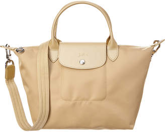 Longchamp Le Pliage Neo Small Nylon Top Handle Satchel