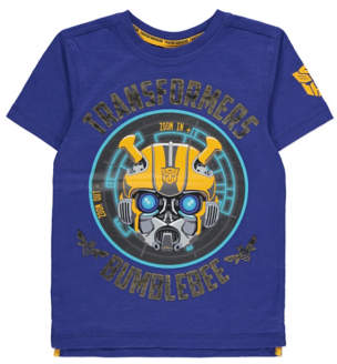 George Transformers Bumble Bee Blue T-Shirt