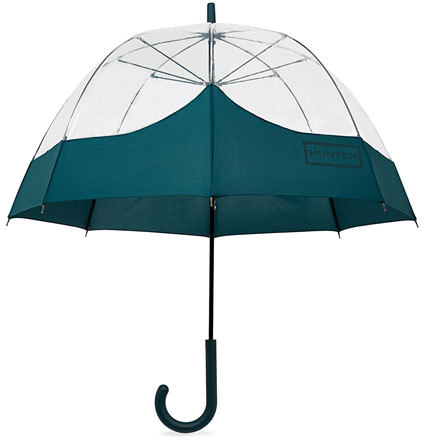 Hunter Hunter Original Mustache Bubble Umbrella, Ocean