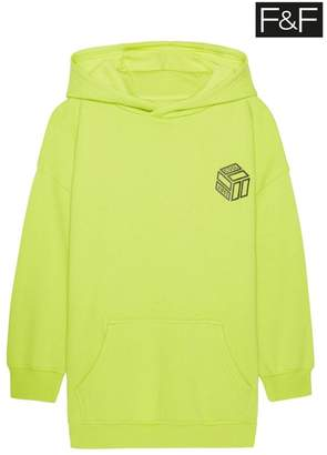F&F Boys Lime Sweater - Yellow