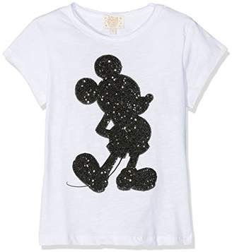 Disney Girl's Stars Studios T-Shirt