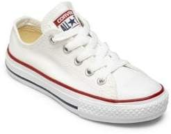 Converse Kid's Chuck Taylor All Star Core Ox Lace-Up Sneakers