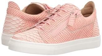 Giuseppe Zanotti Kids Dorian Sneaker Girl's Shoes