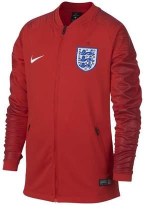 Nike England Anthem Older Kids'Football Jacket