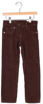 Eddie Pen Girls' Corduroy Five Pocket Pants w/ Tags