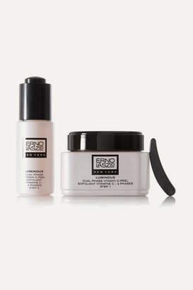 Erno Laszlo Luminous Dual Phase Vitamin C Peel - Colorless