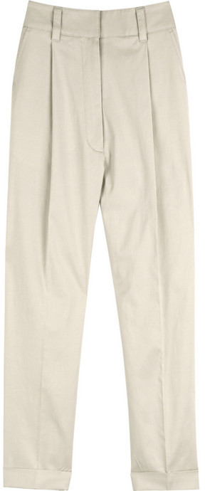 3.1 Phillip Lim High-waisted carrot pants