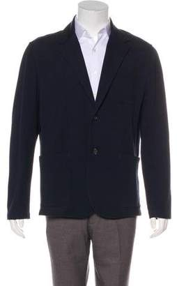 Michael Kors Knitted Notch-Lapel Cardigan