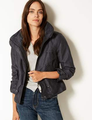 Marks and Spencer Anorak Jacket with Stormwear
