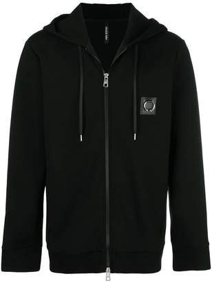 Neil Barrett ring patch hoodie