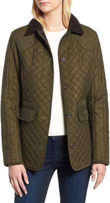 Barbour Dunnock Water Resistant Waxed Cotton Jacket
