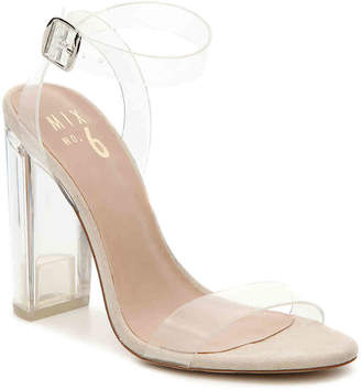 Mix No. 6 Lucee Sandal -Clear Lucite - Women's