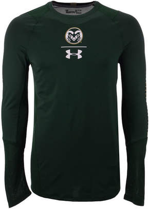 Under Armour Men's Colorado State Rams Long Sleeve Raid Training T-Shirt