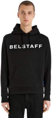 Belstaff Marfield Hooded Cotton Sweatshirt