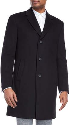 Tommy Hilfiger Bolton Wool-Blend Coat
