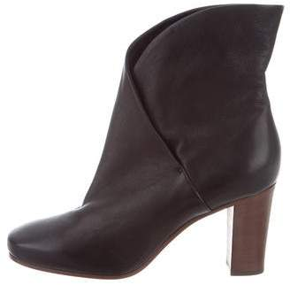 Céline Crossover Ankle Boots w/ Tags