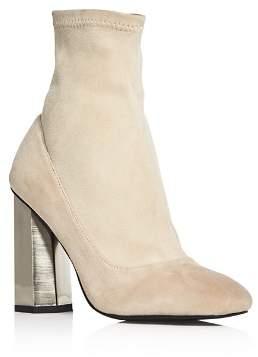 Senso Women's Umar Suede High-Heel Booties