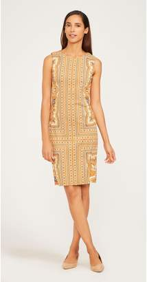 J.Mclaughlin Sophia Sleeveless Dress in Bursa Paisley