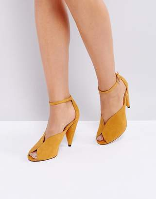 Asos HARNESS Heeled Sandals