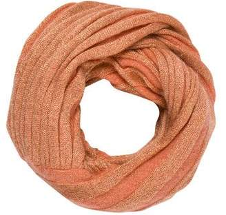 Missoni Metallic Knit Infinity Scarf
