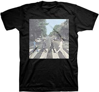 Bravado Men's The Beatles Abby Road T-Shirt