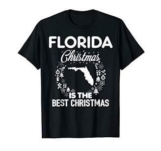 Florida Christmas Is The Best Christmas T-Shirt