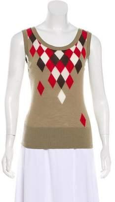Gucci Wool Sweater Vest