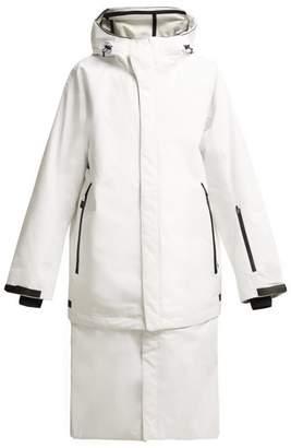TEMPLA Tombra Technical Ski Jacket - Womens - White