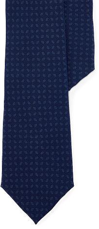 Ralph Lauren Purple LabelRalph Lauren Purple Label Printed Silk Crepe Tie
