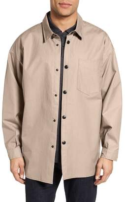 Stutterheim Lerum Relaxed Fit Shirt Jacket