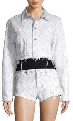 Baja East Hudson Jeans Garrison Jacket