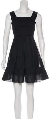Alexis Mini A-Line Dress