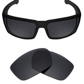 940e8a9aa1 Spy Optic Mryok Polarized Replacement Lenses for Dirk - Silver Titanium